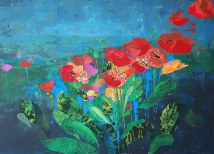 Anna Perlin exhibits with Royal Birmingham Society of Artists Prize Exhibition