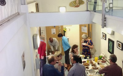 The Forge Open Studio Event – a great success