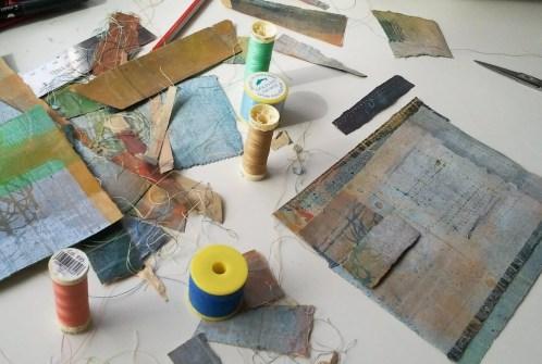 print & stitch workshop