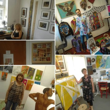 Studios - Amanda, Susie, Jaime, Helen