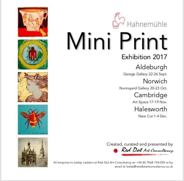 Hideki Arichi – Hahnemuhle Mini Print Exhibition