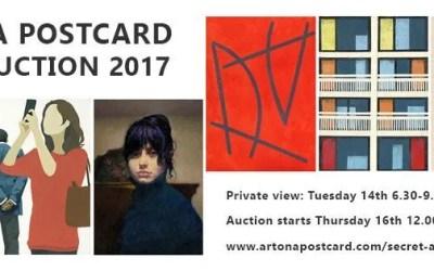 Hideki Arichi – Art on a Postcard
