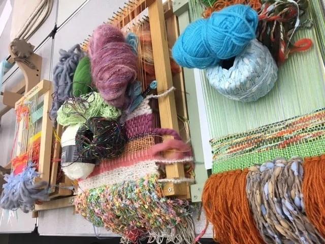 Family Half Term Weaving Workshop