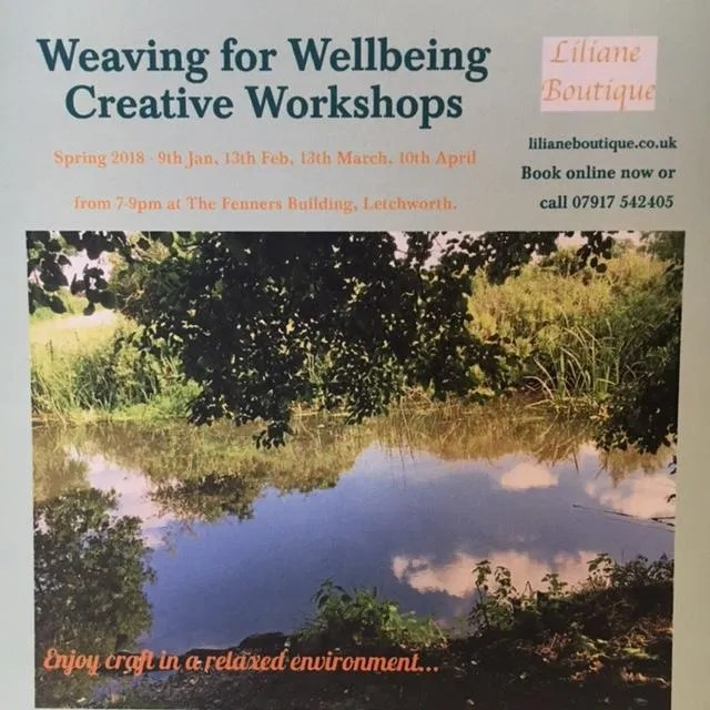 Weaving for Wellbeing Creative Workshops
