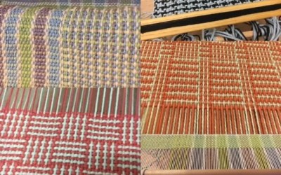 Weaving Classes with Amy from Liliane Boutique