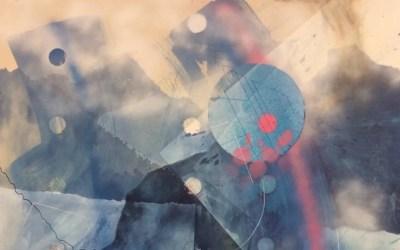 Stuart Jones wins the Contemporary Arts Trust Prize at the Artrooms Art Fair in London