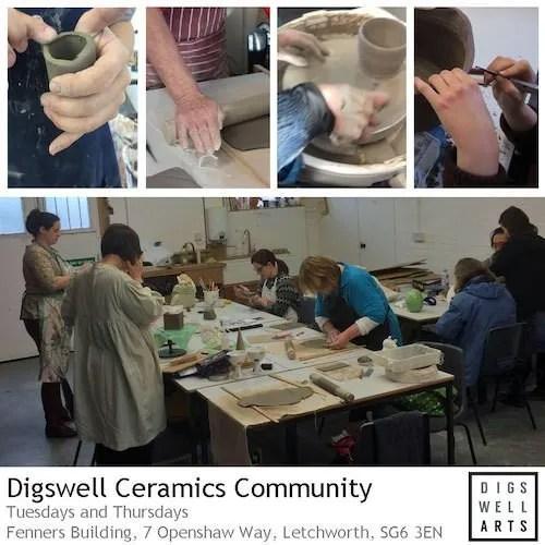 Ceramics Classes with Debbie Bent