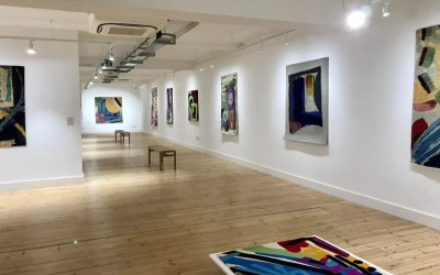 Design competition launched in celebration of Allistair Covell: Canvas To Carpet exhibition at Broadway Gallery