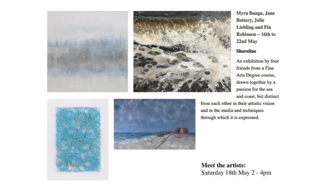 Jane Bottery Exhibits at Aldeburgh Gallery