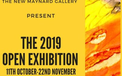 Open Exhibition at New Maynard Gallery in WGC