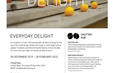 Everyday Delight – Shutter Hub Exhibition