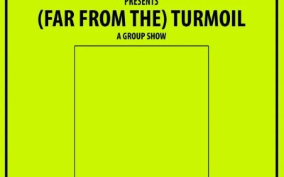 Stuart Jones in online exhibition – (Far from the) Turmoil