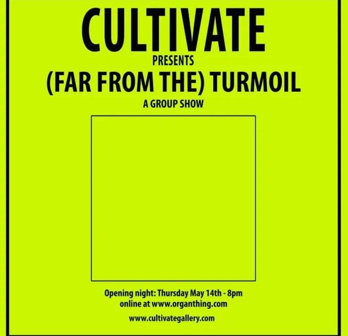 Stuart Jones in online exhibition – (Far from the) Turmoil