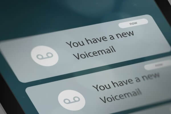 How to listen to someone else's voicemail