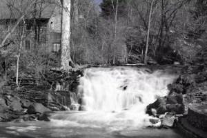 Falls on Fitting Creek