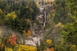 Roaring Brook Falls, Adirondacks