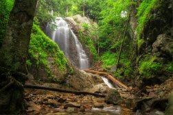 Stag Brook Falls, best new york state waterfalls