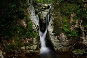 Wedge Brook Falls