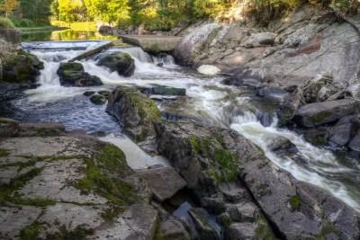 Quarry Pool Falls