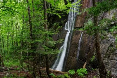 Rock Garden Falls