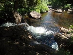 Kettle Hole Falls, Webb, Herkimer County, New York