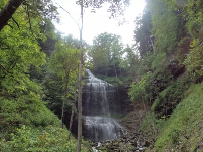 Judd Falls - Cherry Valley, Otsego County, New York