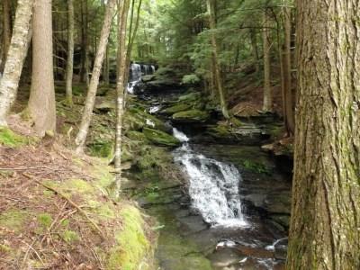 Sonoma Falls, Sullivan County, New York
