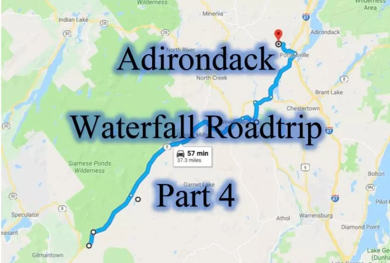 Adirondack Waterfall Roadtrip part 4