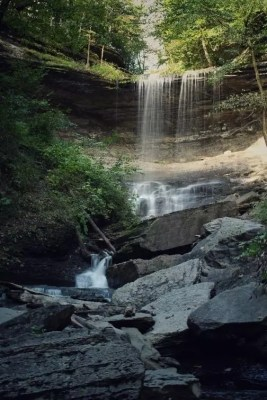 Tinker Falls New York Waterfall