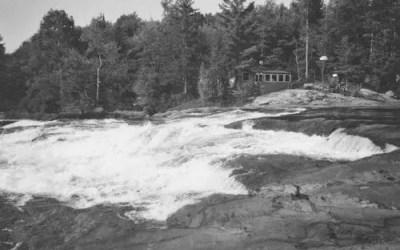 Jamesville Falls
