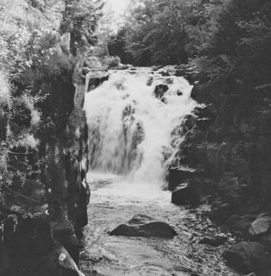 Rainbow Falls Grasse River