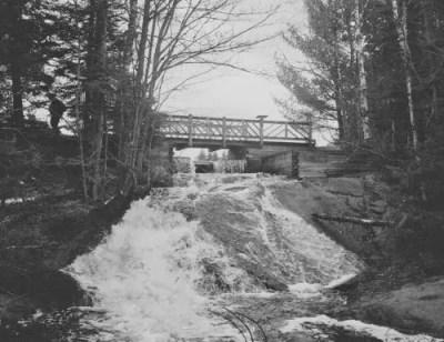 Shingle Mill Falls