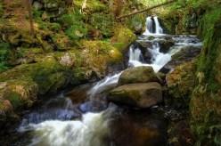 East Jimmy Creek Falls, Adirondack Waterfalls