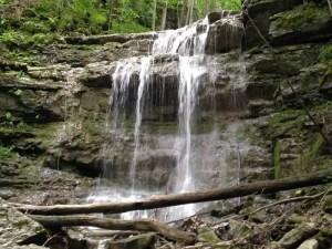 Staircase Falls, Onondaga County, New York