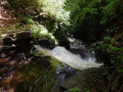 Whetstone Creek Falls, Lewis County, New York