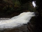 Whitaker Middle Falls, Lewis County, New York 10-18-2014