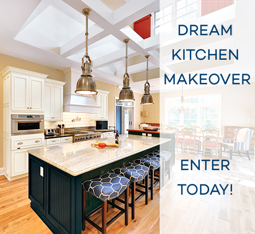 Wellborn Cabinet, Inc. Dream Kitchen Makeover