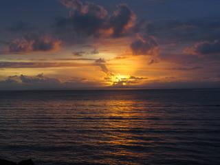 Dawn at Beachmere 1