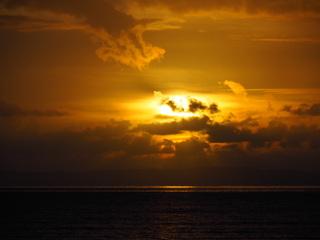 Dawn at Beachmere 2