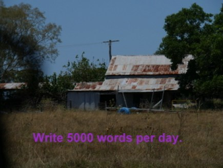 My Writing Journey 1