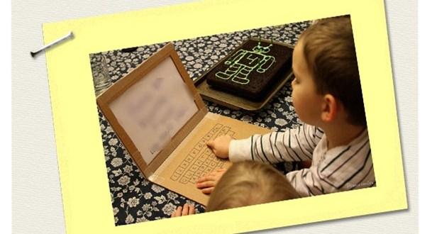 brincar tecnologia