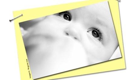 O brilho dos olhos e a formação do vínculo mãe e filho