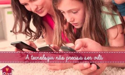 Brincadeiras para crianças : a tecnologia não precisa ser vilã