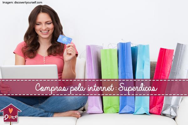 Compras de Natal pela internet: Superdicas para mães