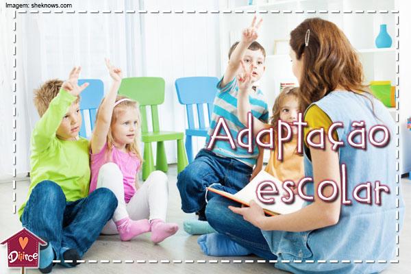 Adaptação escolar: não cometa mais esses erros