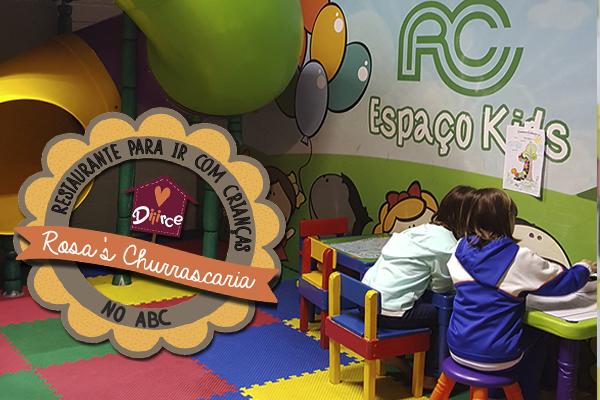 Restaurante para ir com crianças no ABC e comer bem