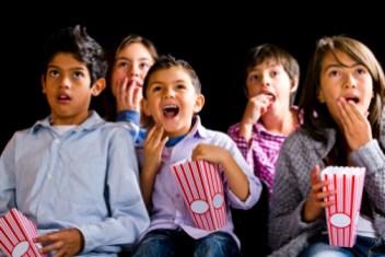 Cinema com os amigos
