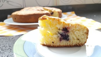 bolo de amora - receita caseira