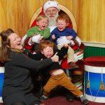 atividades de natal: foto de familia