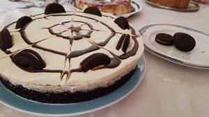 torta de biscoito negresco